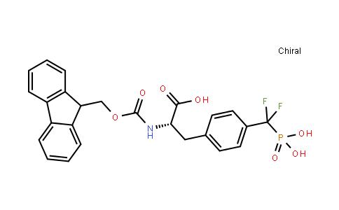 Fmoc-Phe(CF2PO3)-OH