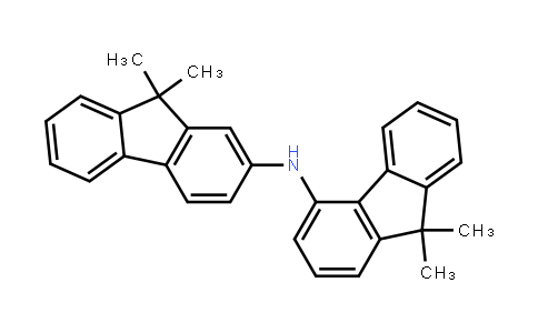 N-(9,9-dimethylfluoren-4-yl)-9,9-dimethylfluoren-2-amine