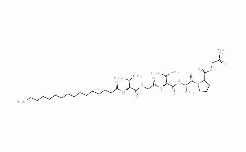 Palmitoyl hexapeptide-12