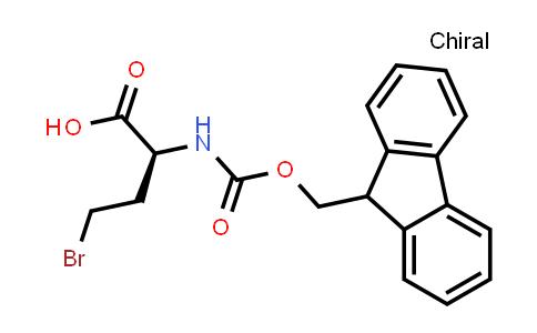 Fmoc-(S)-2-Amino-4-Bromobutyric Acid