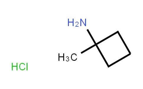 1-Methylcyclobutanamine hydrochloride