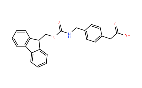 Fmoc-4-aminomethyl-phenylacetic acid