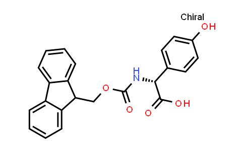 Fmoc-D-4-hydroxyphenylglycine