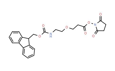 Fmoc-PEG1-NHS Ester
