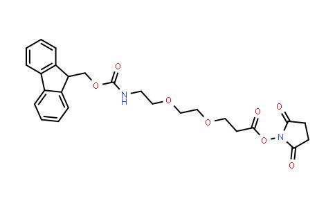 Fmoc-PEG2-NHS Ester