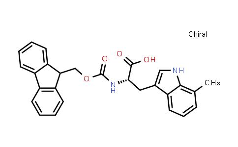 N-fmoc-7-methyl-L-tryptophan