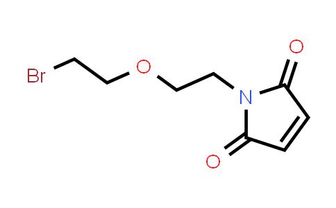 Mal-PEG1-Bromide