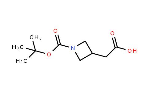 2-[1-(Tert-butoxycarbonyl)azetidin-3-yl]acetic acid
