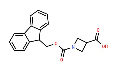 1-Fmoc-azetidine-3-carboxylic acid