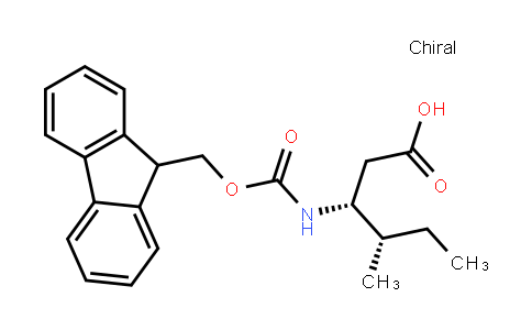 Fmoc-L-Beta-Homoisoleucine