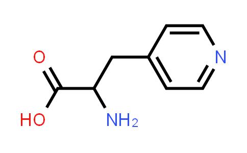 2-aMino-3-pyridin-4-ylpropanoic acid