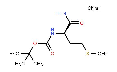 Boc-D-Met-NH2