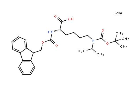 Fmoc-Lys(ipr,Boc)-OH