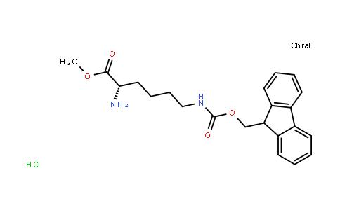 H-Lys(Fmoc)-OMe HCl