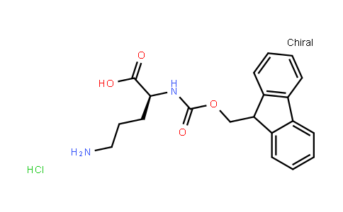 Fmoc-Orn-OH HCl