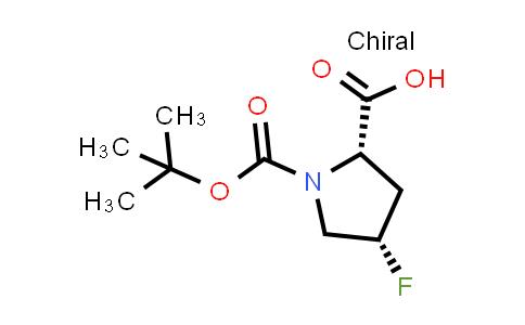N-Boc-Cis-4-Fluoro-L-Proline