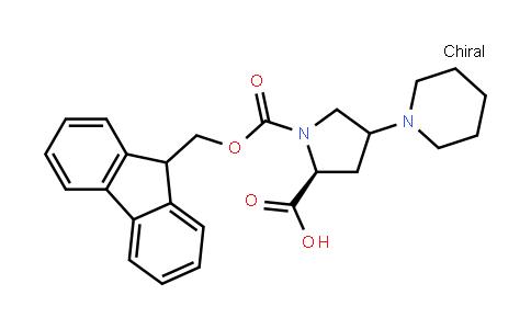 FMOC-4-PIPERIDIN-1-YL-L-PROLINE