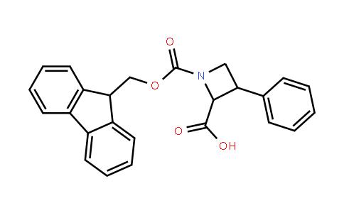 Racemic Fmoc-Trans-3-Phenylazetidine-2-Carboxylic Acid