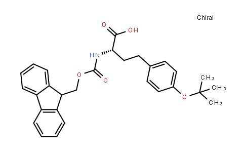 Fmoc-L-HTyr(tBu)-OH