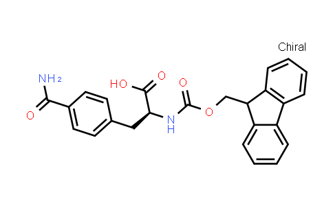 Fmoc-L-4-Carbamoylphenylalanine