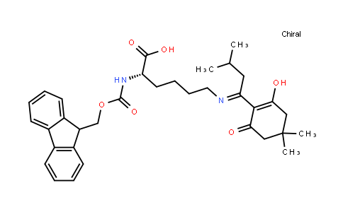 Fmoc-Lys(ivDde)-OH