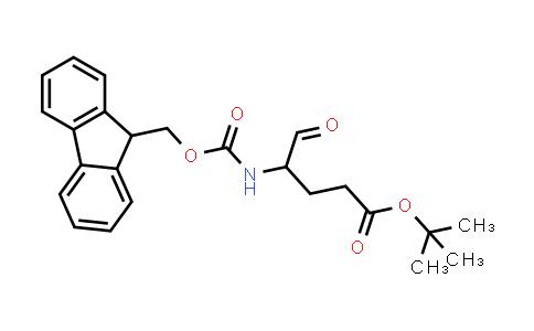 Fmoc-Glu(OtBu)-H