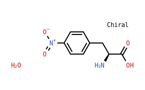4-Nitro-l-phenylalanine monohydrate