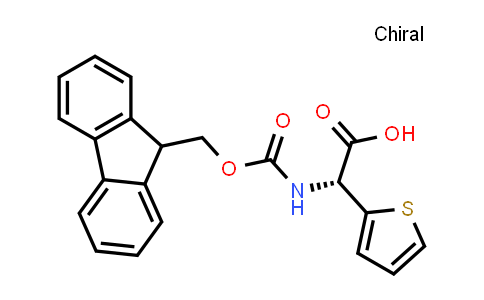 Fmoc-(R)-2-Thienylglycine