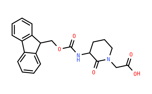 Fmoc-(R,S)-3-1-carboxymethyl-2-valerolactame