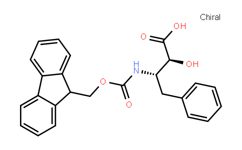 N-fmoc-(2s,3s)-3-amino-2-hydroxy-4-phenyl-butyric acid