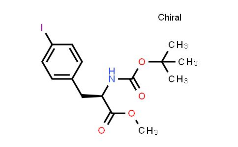 Boc-4-Iodo-D-Phenylalanine Methyl Ester