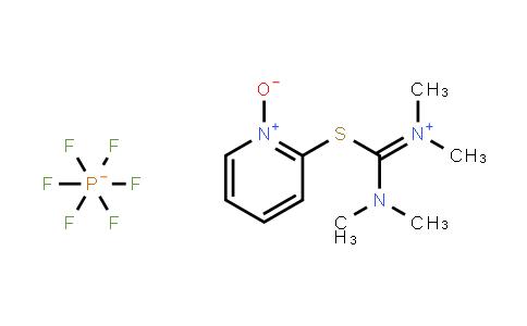 N,N,N',N'-Tetramethyl-S-(1-oxido-2-pyridyl)thiuronium hexafluorophosphate