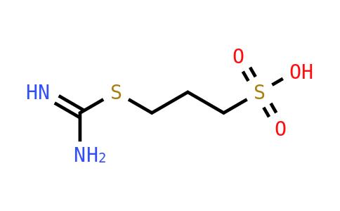 3-Carbamimidoylsulfanylpropane-1-sulfonic acid