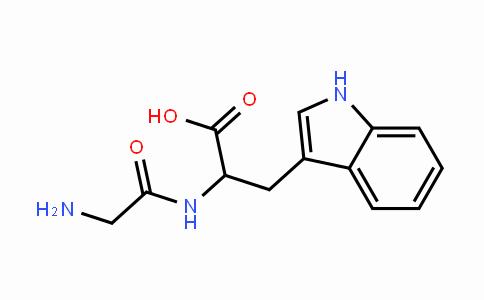 glycyl-tryptophan