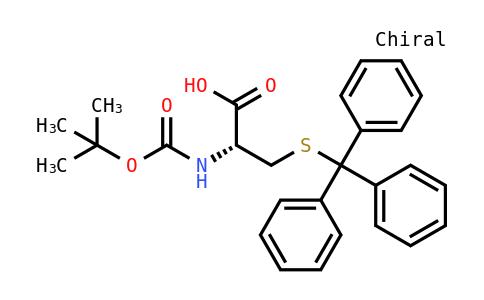 N-BOC-S-trityl-cysteine