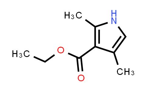 Ethyl 2,4-dimethyl-1H-pyrrole-3-carboxylate