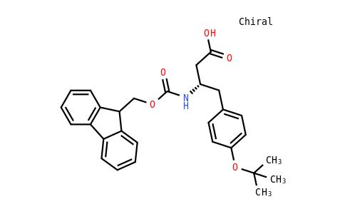 Fmoc-L-beta-homotyrosine(OtBu)