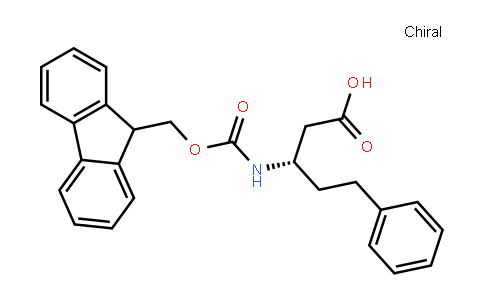 Fmoc-(S)-3-Amino-5-phenylpentanoic acid