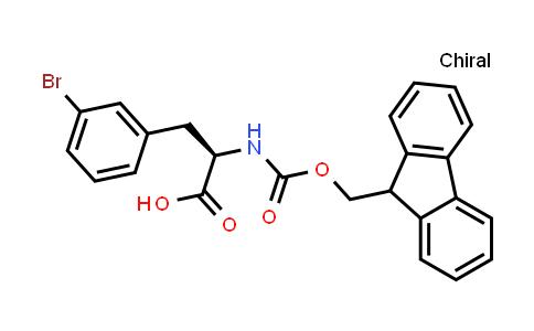 Fmoc-3-Bromo-D-Phenylalanine