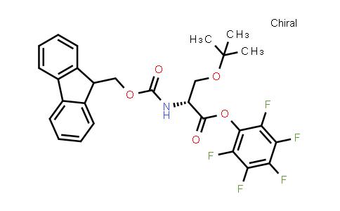 Fmoc-D-Ser(Tbu)-Opfp