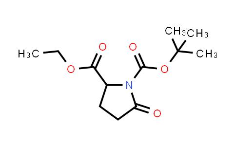 N-boc-DL-pyroglutamic acid ethyl ester