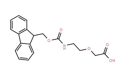 FMoc-NH-PEG1-CH2COOH