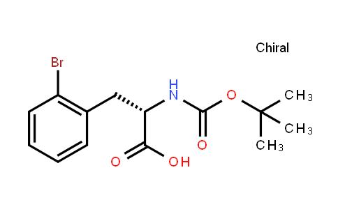 Boc-Phe(2-Br)-OH