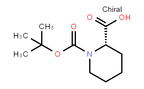 Boc-L-Pipecolic acid