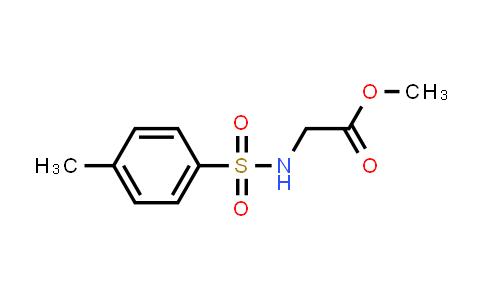 Methyl 2-[(4-methylphenyl)sulfonylamino]acetate