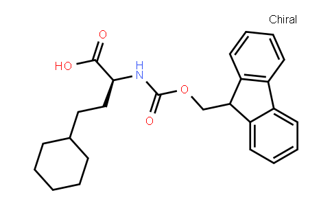 Fmoc-L-Homocyclohexylalanine