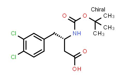 Boc-b-HoPhe(3,4-DiCl)-OH