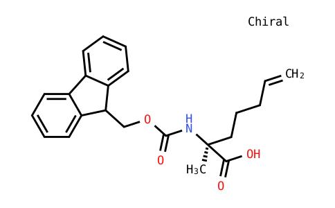 (S)-N-Fmoc-2-(4'-pentenyl)alanine
