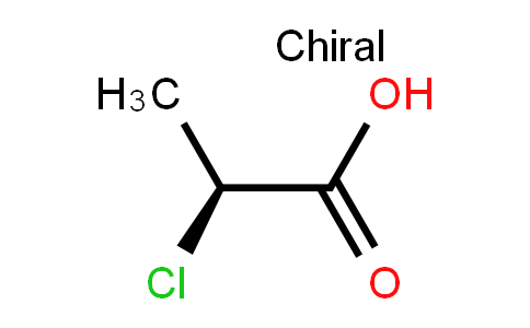 (S)-2-chloropropionic acid