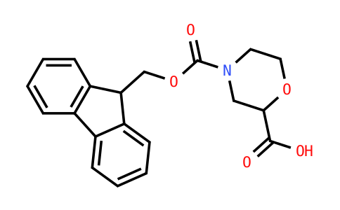 2-carboxy-4-Fmoc-morpholine